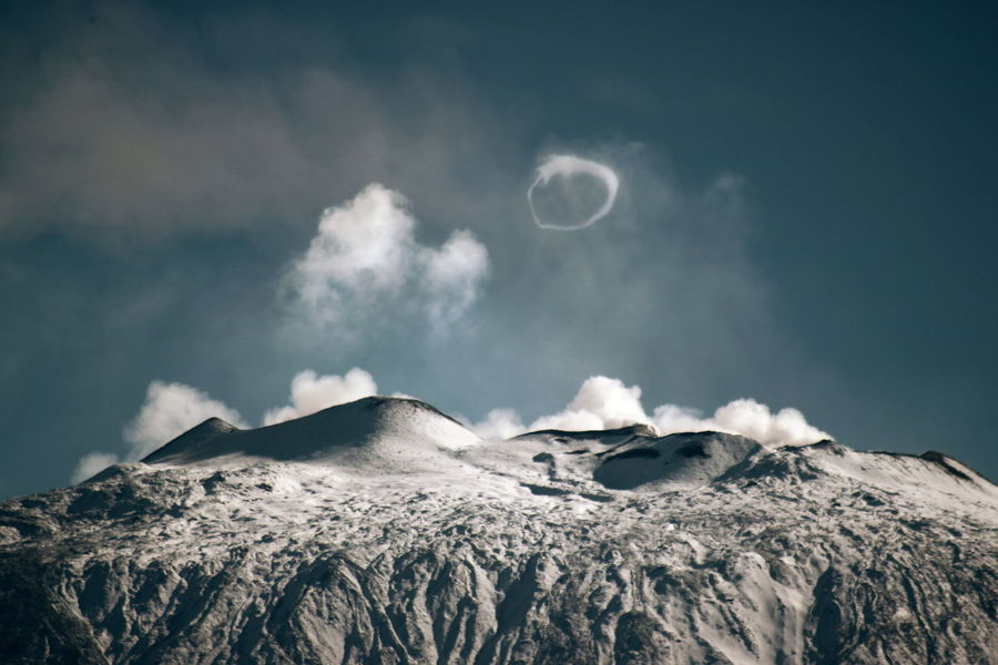 smoke ring Fortuna Geology Majestic Mountain Outdoors Posto Giusto Al Momento Giusto Smoke