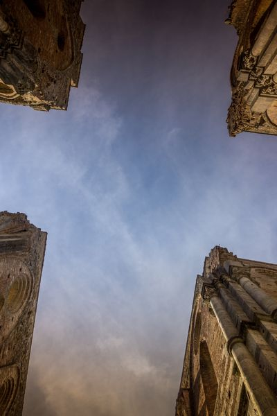 Low Angle View Architecture Built Structure History Building Exterior Ancient Sky Religion No People Old Ruin