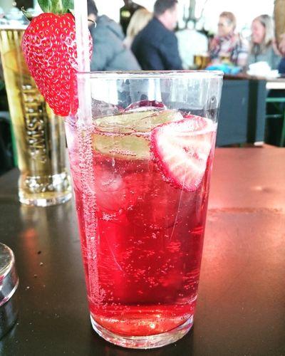 Drink Food And Drink Cocktail Red Freshness Kopparberg Cider