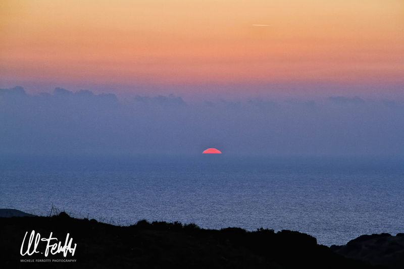 Eye4photography  Horizon Over Water Nature Sardiniacoasttocoast Sardiniaphotoexperience Sea Seascape Sun