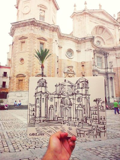 catedral Drawing