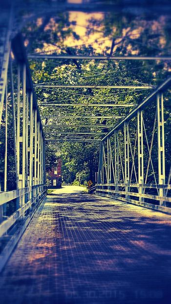 Beautiful, rustic bridge, in Montgomery County, Pennsylvania Creative Light And Shadow Nature On Your Doorstep Old Bridge Old Charm Pennsylvania Beauty Bridge Over Water Capturing Freedom Check This Out EyeEm Nature Lover Beautiful Nature TakeoverContrast