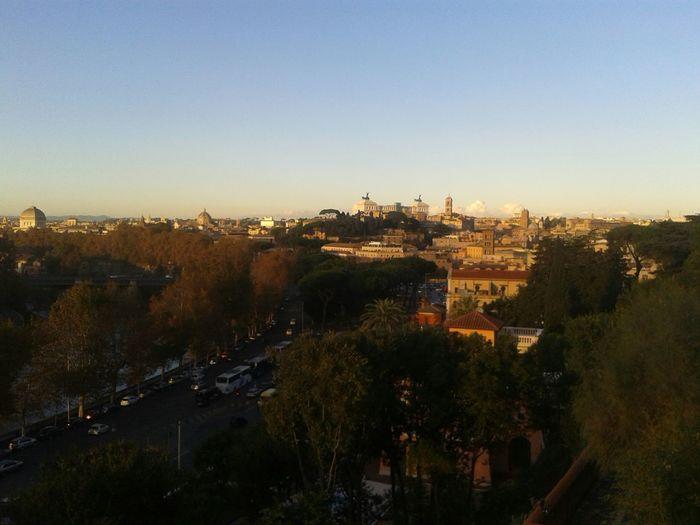 Rome Panoramic Views