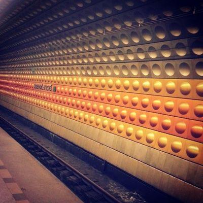 Travel Instaphoto Hrad čanská Cesta za @jenda21 tagsforlikes prague metro great day with handsome and amazing person i_love_him @jenda21