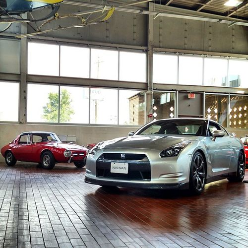NissanGTR Righthanddrive Toyotasports800gt
