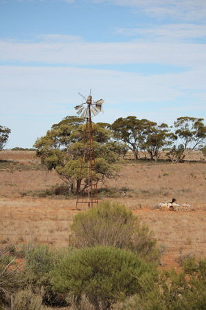 In The Middle Of Nowhere South Australia Country Life My Country The KIOMI Collection