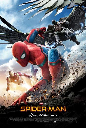 緊身衣小子! SpiderManHomecoming スパイダーマンホームカミング 스파이더맨홈커밍나무위키 蜘蛛俠英雄歸來 蜘蛛俠返校季 蜘蛛俠強勢回歸 蜘蛛人返校日 蜘蛛俠英雄回歸