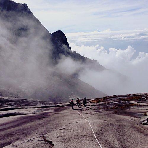 South Landscape Low's Peak Mount Kinabalu Malaysia Kota Kinabalu
