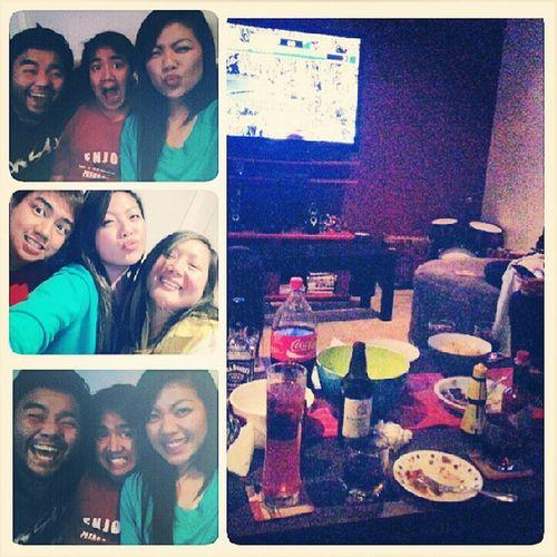 Happy Birthday ate jenny!!! Birthday Talyerteam Secondfamily LoveThem  karaokemornington @josh_iee @erry5