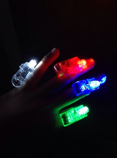 Lights ⚪️🔴🔵💚 Technology Illuminated Night Human Hand Neon Nightlife Connection Communication Colours Colourful