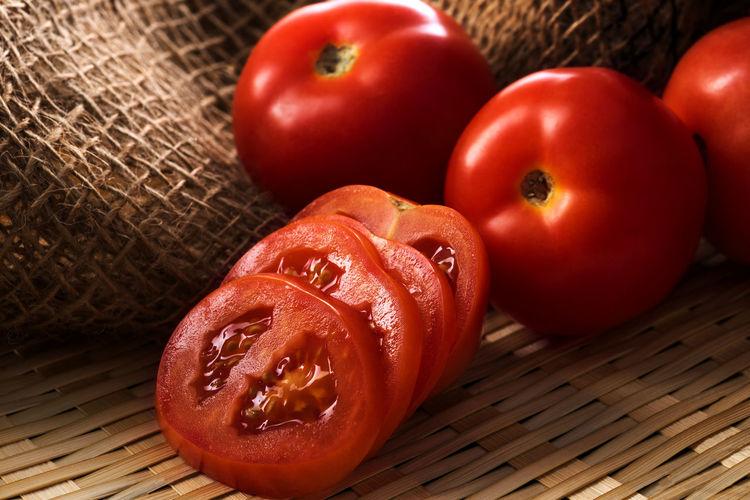 tomatoes Basket