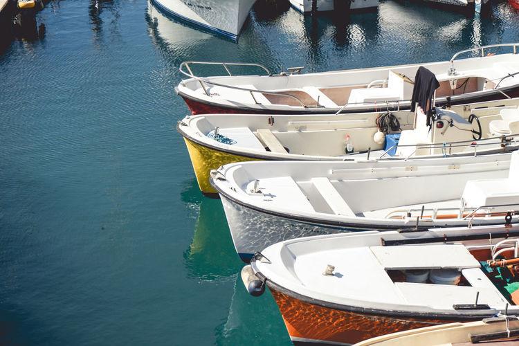 San Sebastian and its color #2 Boats⛵️ Donostia / San Sebastián SPAIN San Sebastian Spain♥ Tranquility Boat Boats Day Destination Fishing Boat Harbor Nautical Vessel No People Outdoors Sea Sunlight Water