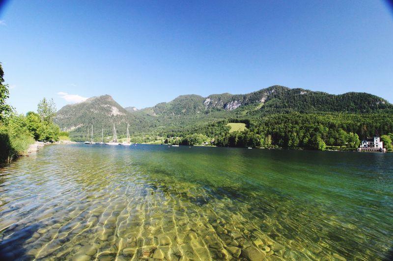 Grundlsee Eyem Gallery Summer Memories Summer Time  Lake See Beautiful Nature Fresh Bad Aussee, Steiermark Austria Summer Nature