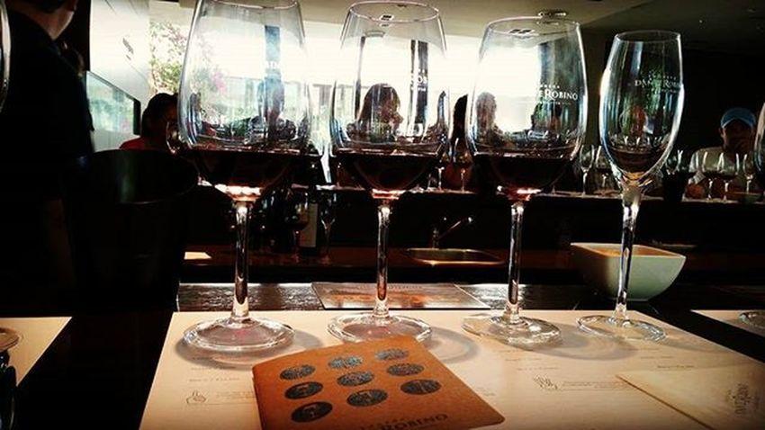 Degustación 🍷 Viños Mendoza @bodegadanterobino