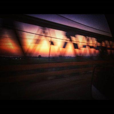 -My Time is Frozen Latepost Streetcapture Mobilephotography Acrossthebridge Sunrays Timefreeze
