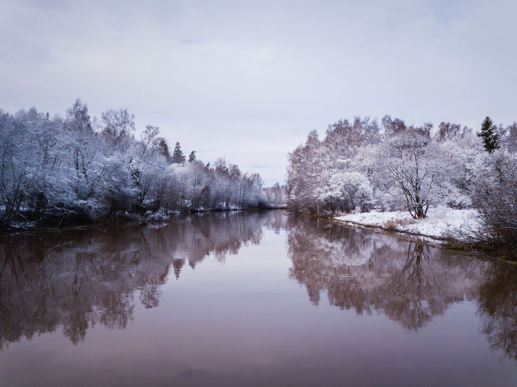Winter aerial photography Aerial Shot DJI Mavic Pro Winter Landscape Winter River Winterscapes Aerial Day Dji Drone Selfie Nature Outdoors River Selfie Snow Snowy Trees Winter Trees Winter Wonderland Shades Of Winter