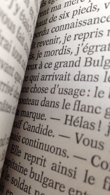 ... Candide