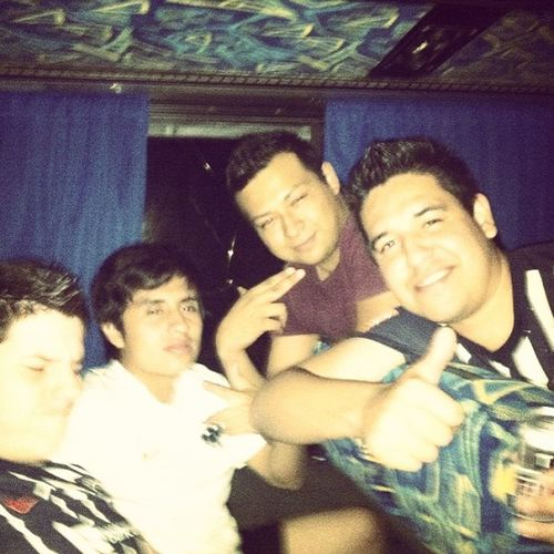 Inside Bus Friends Viajeaamerica rayados tired beer supporters hinchas barrabrava