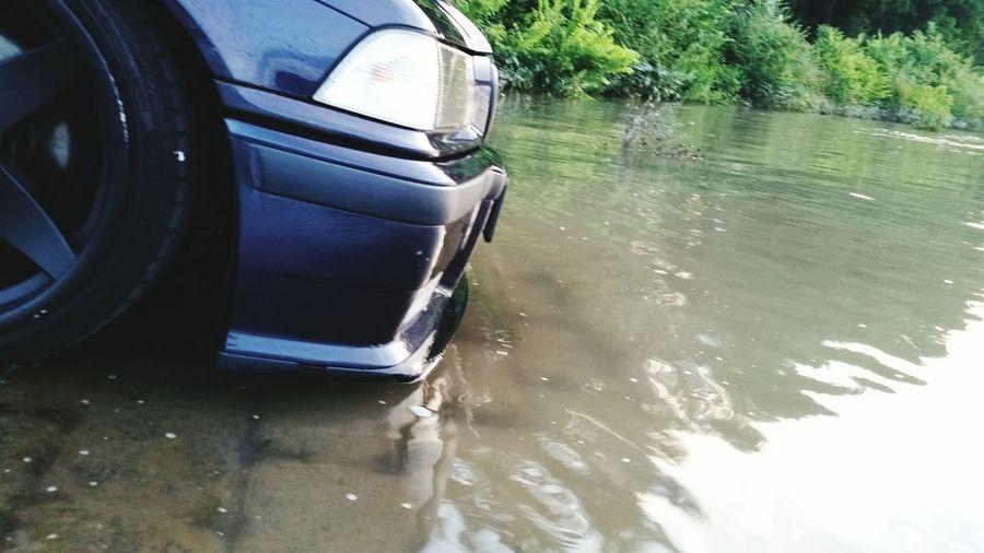 Bmw e36 Car No People Water Day Bmw I ♥ It Mainz Mainz Germany Bmw E36 BMW!!! Poland Bmwlove Rennwagen