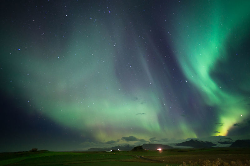 Astronomy Aurora Beauty In Nature Dark Dramatic Sky Galaxy Guesthouse Iceland Iceland_collection Idyllic Infinity Landscape Majestic Mountain Nature Night No People Non-urban Scene Outdoors Remote Sky Space Star Star - Space Star Field