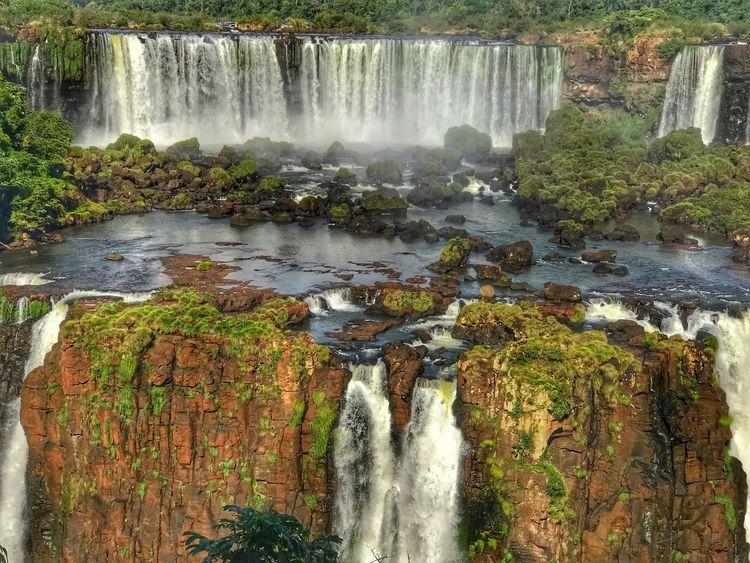 Cataratas MaravillasDelMundo Misiones, Argentina