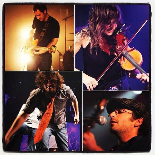 Concert Quebec Musique Lescowboysfringants