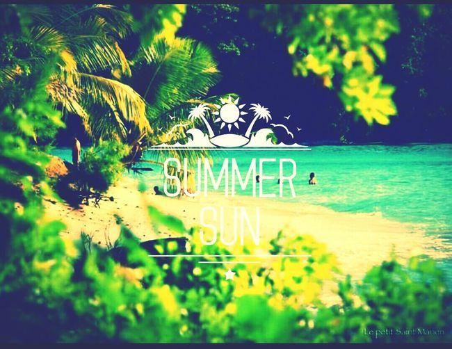 Sainte Marie Enjoying Life Summer ☀