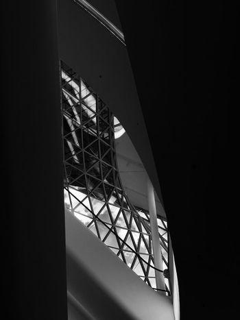 Precision Modern Architecture Fuksas My Zeil  Pattern