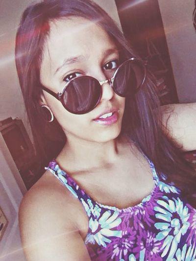 Enjoying Life Hi! Selfie ✌