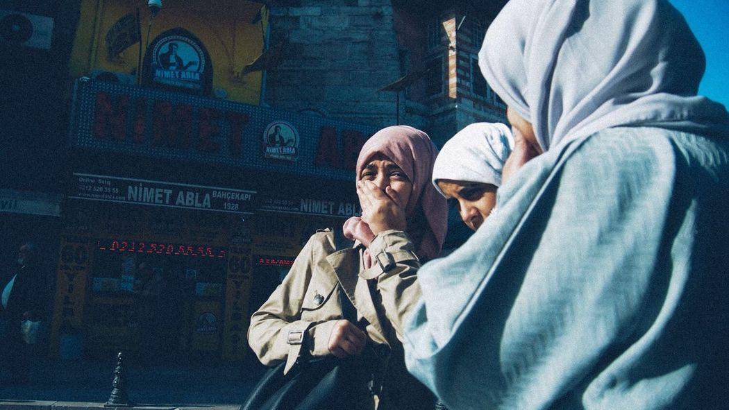 City Street Istanbulstreetphotography Worldstreetphotography People Street Photography Young Women Travel Streetphotography City Life