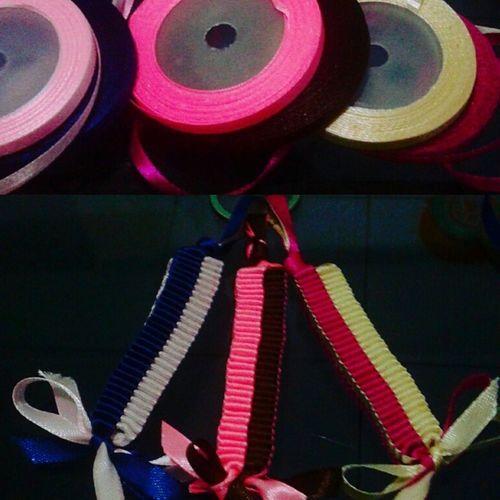Ribbon Embellishments Perfect Gradation Amazing Colour