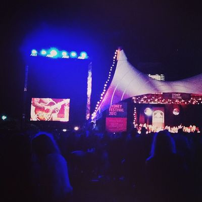 The Budos Band at Sydney Festival's Daptone Super Soul Revue