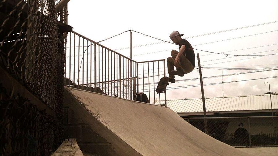 Skateboarding Frontside Frontside_flip Goodday✌️