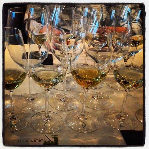 Winetasting Monvinic Barcelona