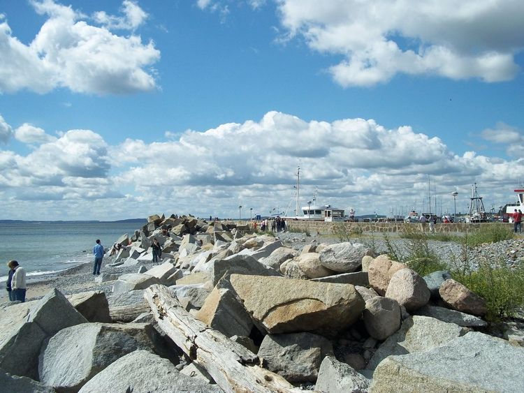 Rügen Enjoying Life Travel Stones Land And Sky