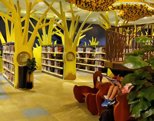 National Library National Library Childrens Library Library Singapore