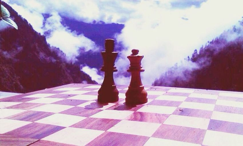 The EyeEm Facebook Cover Challenge TheKing&TheQueen Among The Clouds