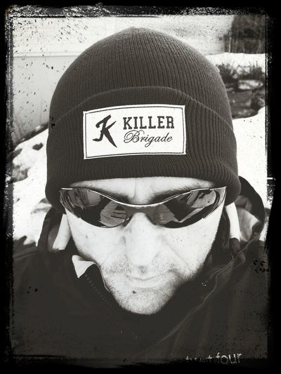 Hanging Out Hello World Selfie Killerbrigade