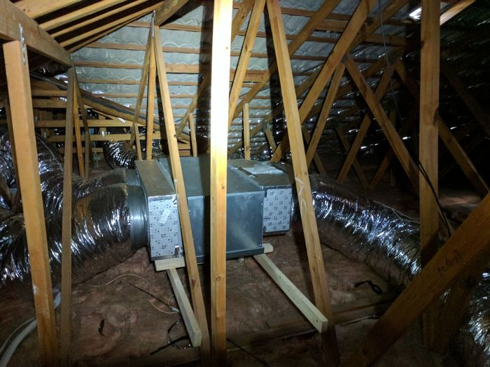 Airconditioning Air Conditioner Fan Coil Duct Flexible Duct