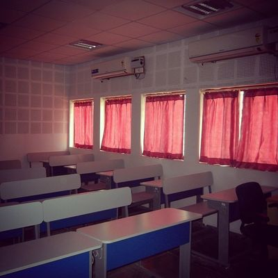 Will miss this! Iith Smart Classrooms