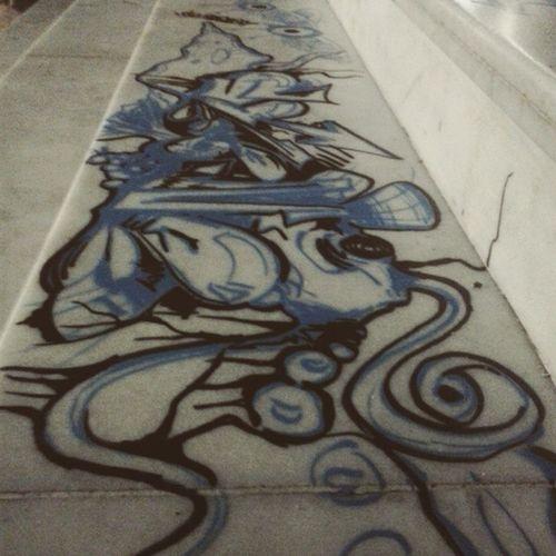 Marker Fibron Graffiti