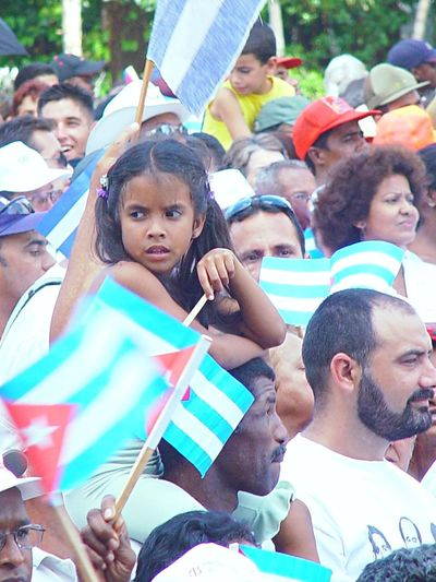 The Troublemakers Cuba Cuba Collection Celebration Celebrating May 1st May 1 2004 Havanna, Cuba Havana Habana Cuba Cuba Collection Celebration Celebrating May 1st May 1 2004 Havanna, Cuba Havana Habana