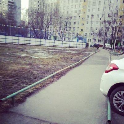 Место, ниразу не увиденное соим инстаграмом)) отрадное утро