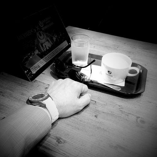 待ち合わせ♪ Cafe Coffee