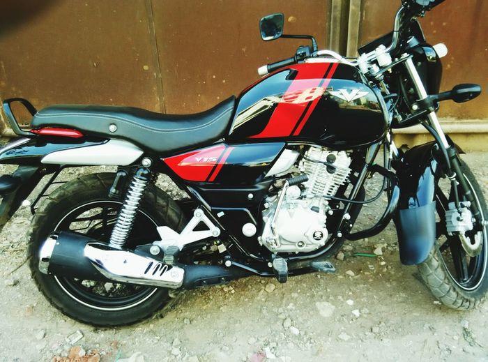 My bike INS Vikrant150