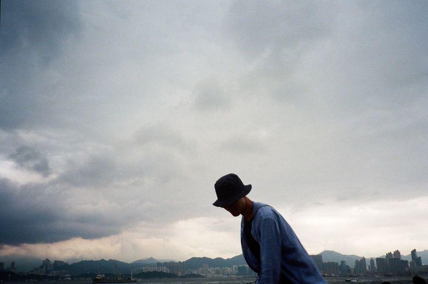 Boy Photography HongKong Film Olympus OlympusXA2 Snapshots Of Life Snapshot