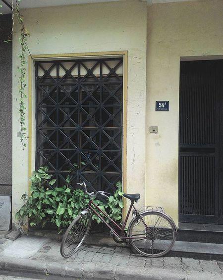 Bikecycle Hanoi Xedap Streetphotography