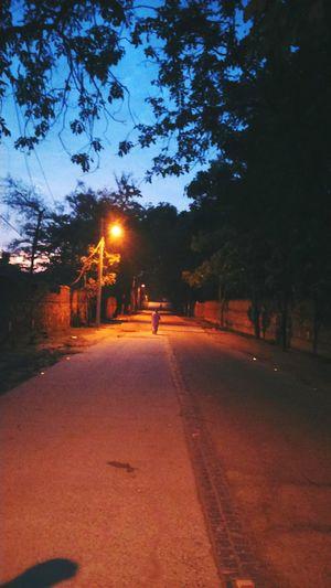 Morning walk...... Hanging Out Enjoying Life
