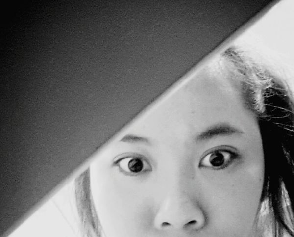 Lemme see.. Eyes EyesOnYou Iwanttoseeyou Sadako!! Wonderment Photooftheday FirstPhoto