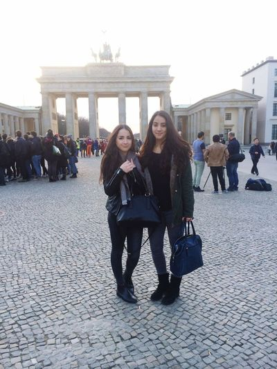 Pretty little thing called Berlin :-)